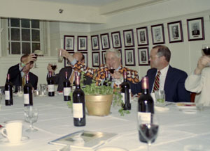 A Toast to the Merton Society!